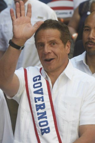 Andrew Cuomo height and weight