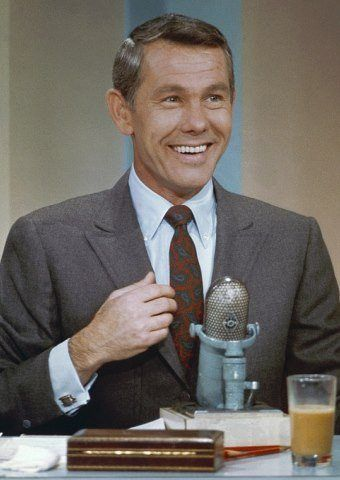 Johnny Carson Height - Weight