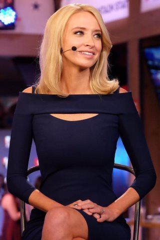 Kayleigh McEnany height and weight