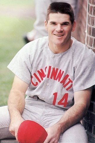 Pete Rose Height - Weight