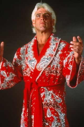 Ric Flair height and weight