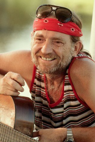 Willie Nelson height and weight