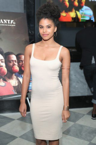 Zazie Beetz Height Weight
