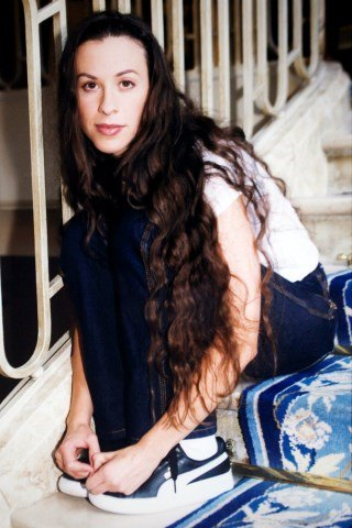 Alanis Morissette height and weight