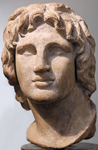 Alexander the Great Height – Weight
