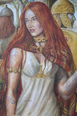 Boudicca Height – Weight