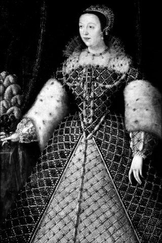 Catherine de Medici height and weight