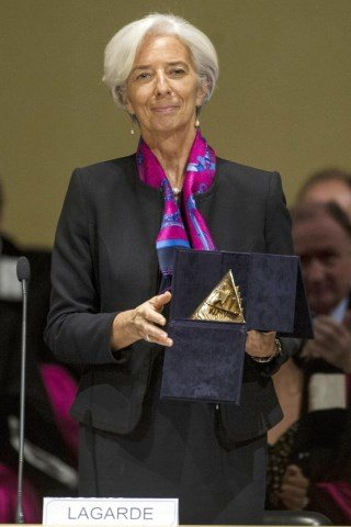 Christine Lagarde Height – Weight