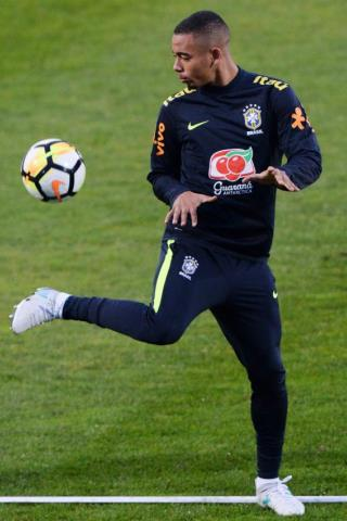 Gabriel Jesus height and weight