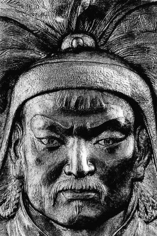 Genghis Khan Height