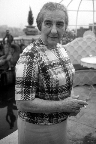 Discover Golda Meir Height