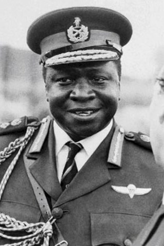 Idi Amin Height, Weight