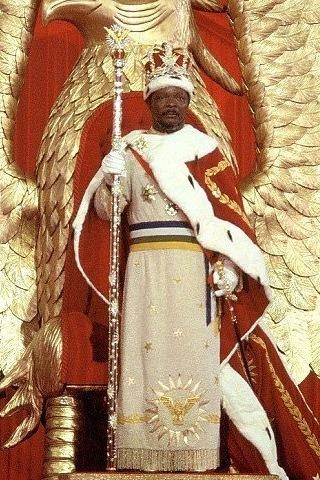Jean-Bedel Bokassa: Height, Weight, Shoe Size