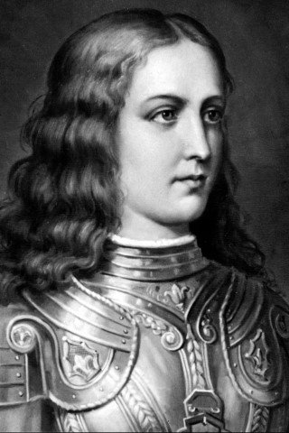 Joan of Arc height and weight