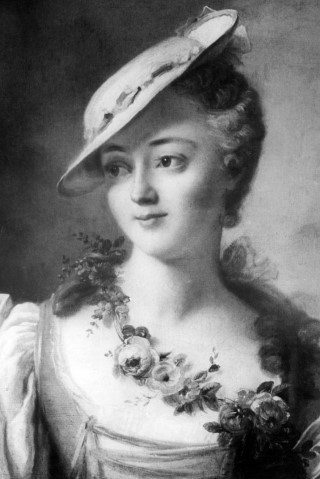 Madame de Pompadour height and weight