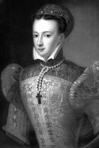 Mary Stuart height and weight