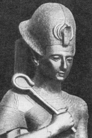 Pharaoh Ramesses II height and weight