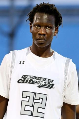 Bol Bol Height, Weight