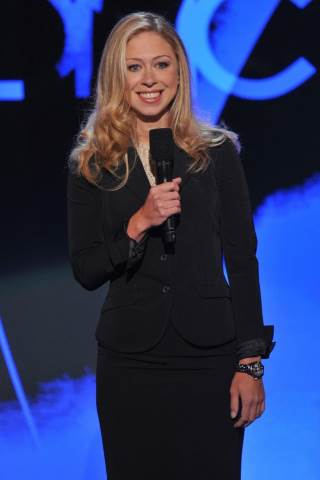 Chelsea Clinton height and weight