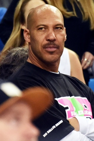 LaVar Ball height and weight