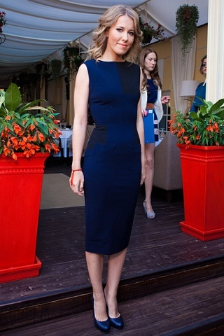 Ksenia Sobchak Height - Weight