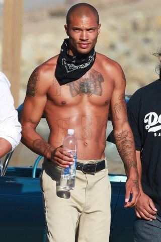 Jeremy Meeks Height, Weight