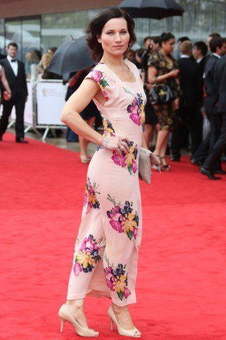 Kate Fleetwood Height Weight