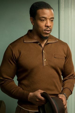 Russell Hornsby Height, Weight
