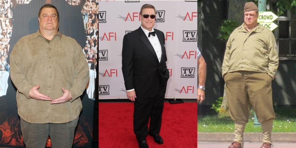 John Goodman Weight Loss, Height