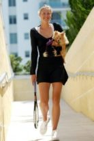 Maria Sharapova Height, Weight