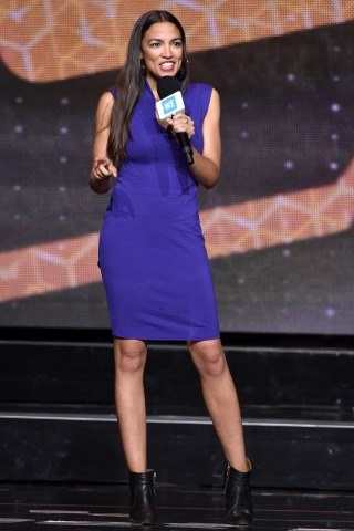 Alexandria Ocasio-Cortez Height, Weight